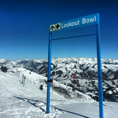 Bowl at Sun Valley,
