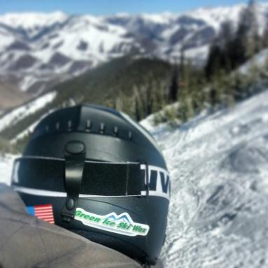 Green Ice Ski Wax in Idaho
